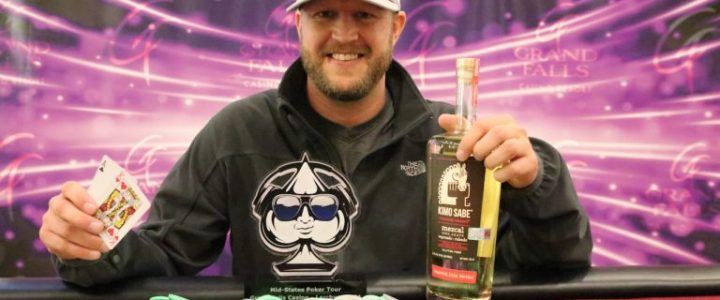 Taking Down MSPT Grand Falls Casino Regional
